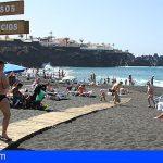 Playa de La Arena la más condecorada con Bandera Azul de la Provincia de Tenerife