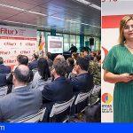 Islas Canarias recoge el premio al mejor stand de Fitur en la categoría de Instituciones y Comunidades Autónomas