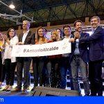 Antonio García Marichal presenta en El Fraile un equipo ilusionado por mejorar Arona