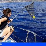 Santiago del Teide | El Proyecto FarFalle lucha contra la contaminación oceánica