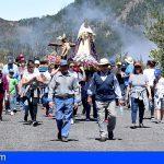Santiago del teide celebró la Rogativa del Señor del Valle a Los Baldíos