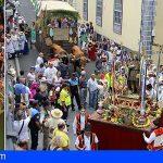 Guía de Isora celebra los 66 años de la Romería de San Isidro Labrador