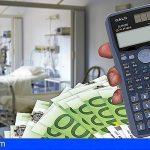 Presentada la primera demanda por la privatización de la Sanidad Canaria