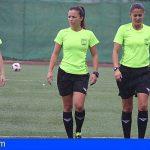 Tres árbitras adscritas al Comité Técnico de Tenerife en las eliminatorias de ascenso a 2ªB y Tercera