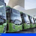 Tenerife | Crece un 20% el número de pasajeros de Titsa