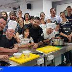 Las Palmas | 'Cocinando entre amigos' promueve la inserción de personas con discapacidad intelectual