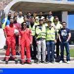 Tenerife | Jóvenes ingenieros de la isla conocen de cerca los trabajos realizados en el astillero