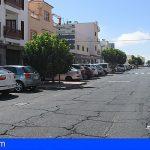 La travesía de Granadilla y Charco del Pino será rehabilitada en su totalidad