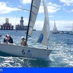 Tenerife | Usuarios de Los Verodes con discapacidad intelectual practican vela adaptada