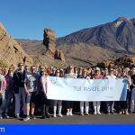 Llega a Tenerife el segundo grupo de 150 agentes de viajes germanos