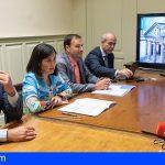 El Parlamento de Canarias instala un bucle de inducción magnética en zonas de la Cámara