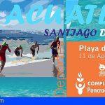 Santiago del Teide innova con la I Edición del Acuatlón