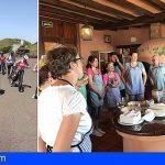 Tenerife muestra su potencial como destino a la fundación Willy Scharnow y RTK