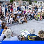 Granadilla | Movilización de la ciudadanía para la paralización de las obras del hotel de la Tejita