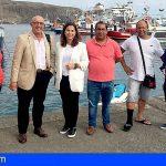 Arona   Autoridad Portuaria autoriza la ocupación de la lonja a los pescadores de Los Cristianos