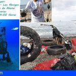 La Red de Vigilantes Marinos limpiará cuatro costas canarias
