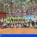 Tenerife | La Esperanza acoge una colonia de verano para niños con diabetes