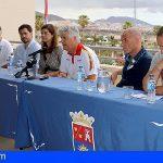 Adeje acoge el Campeonato de España Fundación DISA de natación