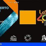 Santiago del Teide acoge una nueva edición del Concierto Joven de Los40
