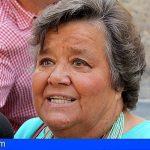 Tenerife distingue a Cristina Almeida por su lucha por la igualdad