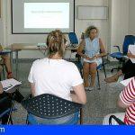 La Candelaria forma a enfermeros en educación terapéutica en diabetes hospitalaria
