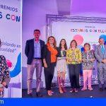 Tenerife | María Ferraz y el CIFP Las Indias, ganadores de 'Estamos con Ellas'