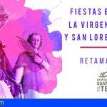 Santiago del Teide prepara las Fiestas en honor a la Virgen del Rocío y San Lorenzo Mártir