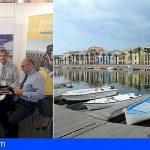 Canarias acude a Cerdeña para afianzar su conectividad
