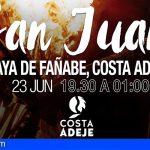 Adeje se prepara para recibir el verano con «Las Hogueras de San Juan»
