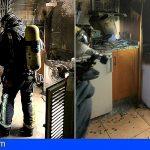 Se Incendia una casa en Playa San Juan a causa de unos electrodomésticos