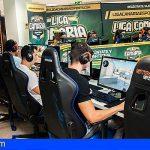 Tenerife | Más de 20.000 personas participaron en la 'Liga Canaria de Esports HiperDino'