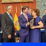 la Plataforma Pro Hospital Público del Sur recibe la Medalla de Oro de la Isla