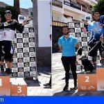 Santiago del Teide | Marcos García ganador del Descenso Extremo de Mountain Bike