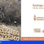 Santiago del Teide listo para el Descenso Extremo de Mountain Bike