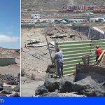 A pesar de la orden de paralización del Hotel de La Tejita las obras continúan