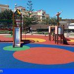San Miguel | Se reabre el parque infantil en Punta del Lomo