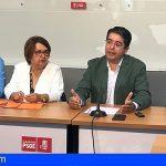 El PSOE de Tenerife sigue manteniendo el discurso electoral, como «la alternativa a CC»