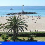 La playa Las Vistas abierta al baño, con un nivel excelente de calidad del agua