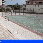 El polideportivo de Guargacho contará con 903.000 euros para su cubrición