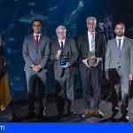 El trofeo de los Premios de Turismo Islas Canarias logra el bronce en Diseño