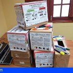 San Miguel reciclará 14 kilos de material de escritura