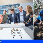 Guía de Isora   Podría haber más restos guanches en Cueva de Chío