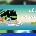Este verano disfrutemos de las playas del Sur con TITSA