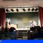 La Escuela de Teatro de Santiago del Teide acogió la representación de fin de curso