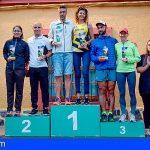 107 corredores participaron en la I Trail 'K-21 Formón Trail' en La Gomera