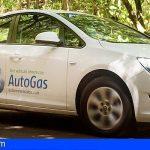 Los vehículos de AutoGas en Canarias ya están exentos de IGIC