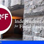 La AIREF da la razón a Canarias y considera amortizada la deuda de 2017 y 2018