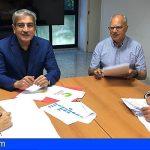Los líderes políticos cierran el acuerdo para el Ejecutivo Canario