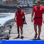 Las playas de Pto. de la Cruz amplían los horarios y el número de socorristas por la afluencia en verano