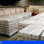 Tenerife | Cruz Roja distribuye cerca de 400 toneladas de alimentos